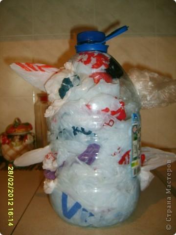 Здесь поместилось столько пакетов, сколько хранилось у меня в 3-х пакетах!!!!!!! фото 2