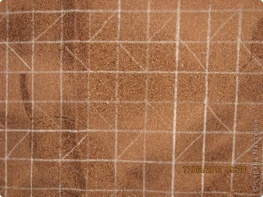 Мастер-класс Шитьё Круглая подушка с буфами МК Ткань фото 3