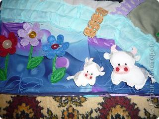 вот такой коврик я пошила для доченьки. Солнечная сторона. фото 14
