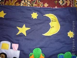 вот такой коврик я пошила для доченьки. Солнечная сторона. фото 15