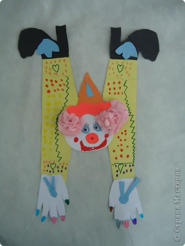 Клоуны-акробаты фото 2
