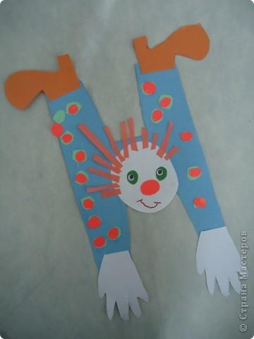 Клоуны-акробаты фото 11
