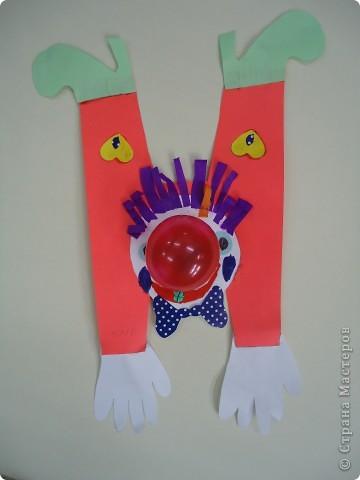 Клоуны-акробаты фото 9