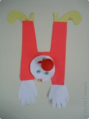 Клоуны-акробаты фото 7