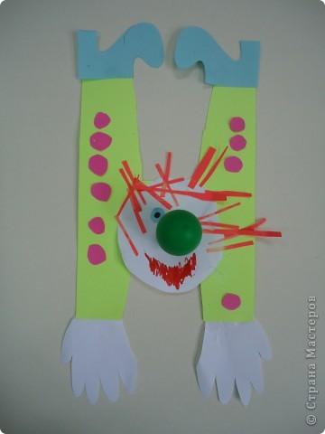 Клоуны-акробаты фото 6