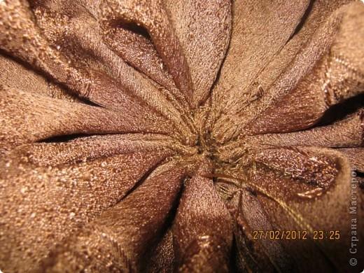Мастер-класс Шитьё Круглая подушка с буфами МК Ткань фото 28
