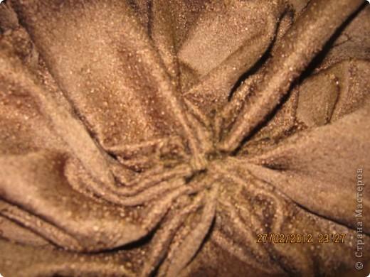 Мастер-класс Шитьё Круглая подушка с буфами МК Ткань фото 29