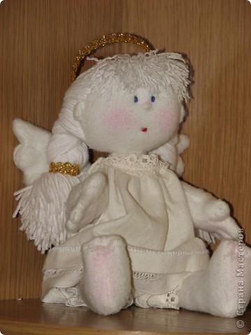 Ангелочек для кумы фото 2