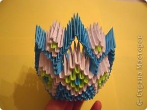 1.Вот такая конфетница получилась у меня!))  фото 21