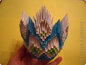 1.Вот такая конфетница получилась у меня!))  фото 24