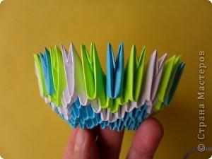 1.Вот такая конфетница получилась у меня!))  фото 9