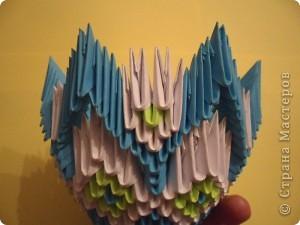 1.Вот такая конфетница получилась у меня!))  фото 19