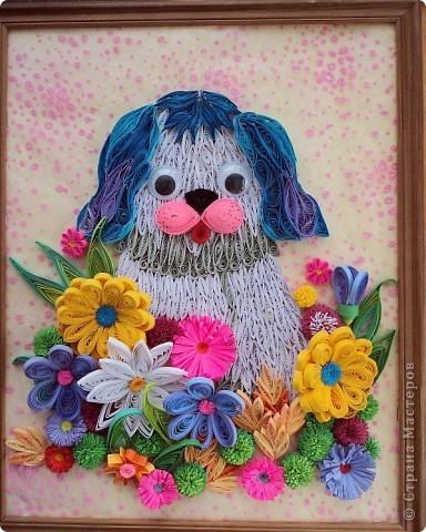 Ирина 12 лет, вот такой голубой щенок...:)))) фото 1