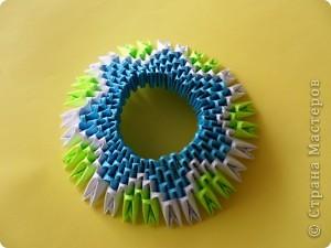 1.Вот такая конфетница получилась у меня!))  фото 8