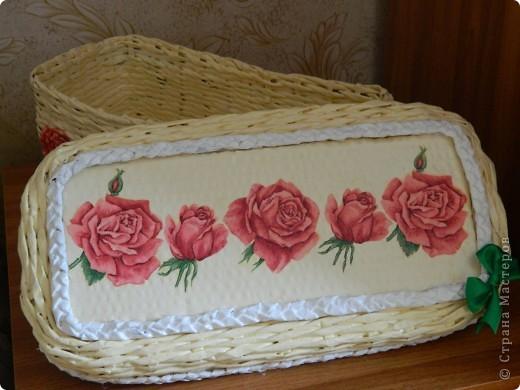 Моя лучшая подруга обожает розы. Вот я на 8 Марта решила ей их подарить..... фото 3