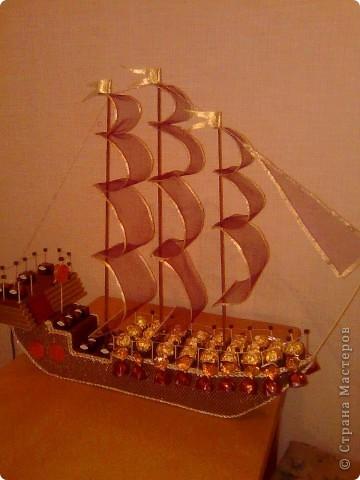 кораблик фото 1