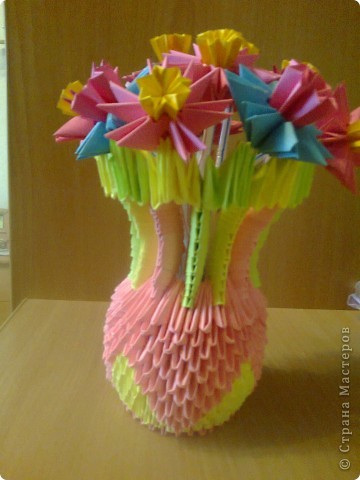цветочки в вазочке фото 2