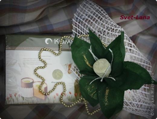 Коробка конфет в подарок