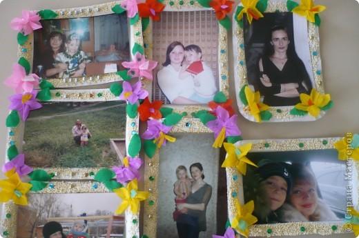 Наши рамочки для фотографий для любимых мамочек. фото 2
