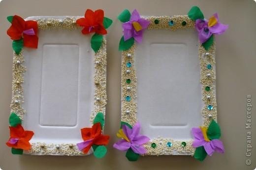 Наши рамочки для фотографий для любимых мамочек. фото 1