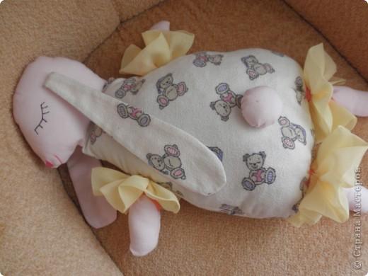 любимый зайчик дочурки фото 5