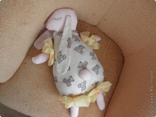 любимый зайчик дочурки фото 6