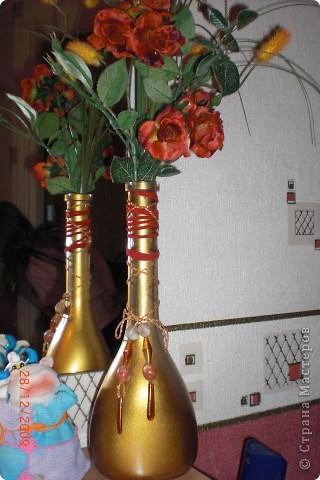 Это моя первая ваза фото 1
