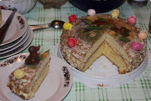 тортик фото 9