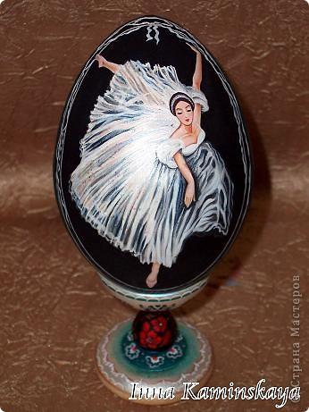 Гастроли русского балета проходят с аншлагами в мировых культурных столицах.  Поэтому сейчас я работаю над балетной серией.    фото 1