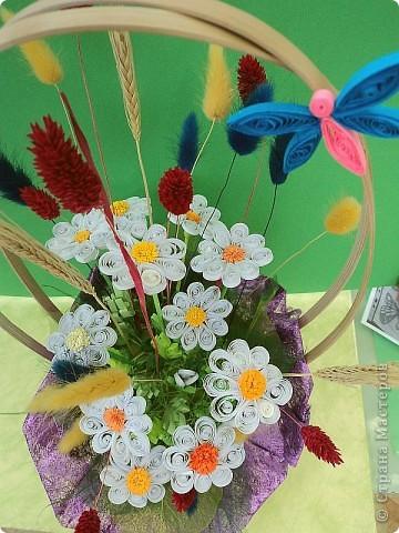 УРА! Мы сделали это, а эта работа моей Сашеньки Керн, ей 10 лет и это подарок для мамы, долго она его делала и вот результат....:)))) фото 4