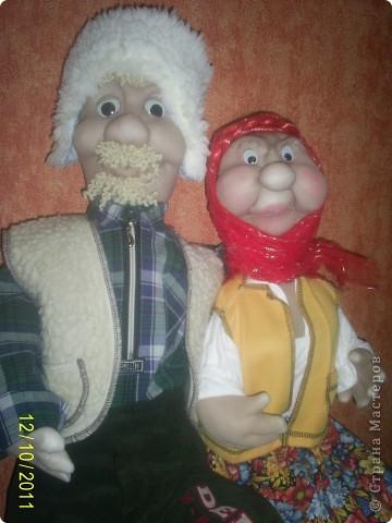 куклы из капроновых чулков фото 1