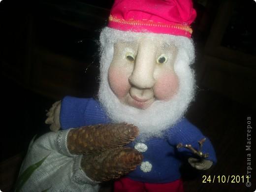 куклы из капроновых чулков фото 2