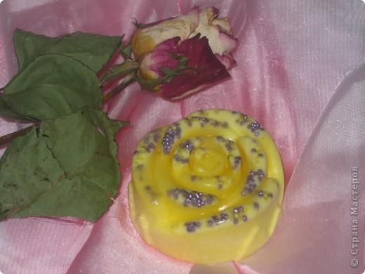 Мыло из детского и основы (продолжение) фото 3
