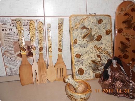 Столик и кое-что ещё для кухни фото 2
