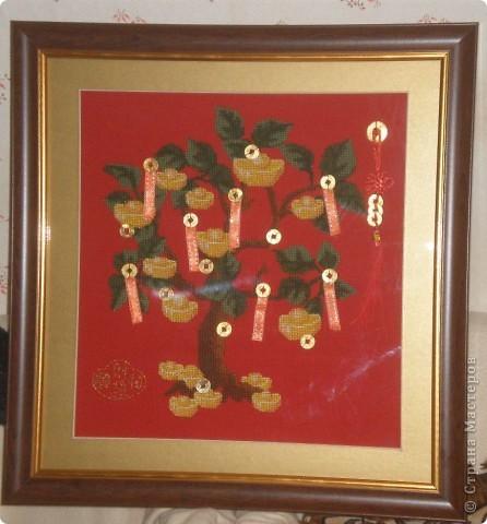 Вышивала в подарок отцу (примерно 1998 год) фото 27