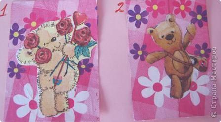 """У вас в детстве был любимый игрушечный медведь? У меня целых два! Один из них был  бурый , даже набит опилками ( как и положено настоящему медведю) и ростом был чуть выше своей двухлетней хозяйки.   Другой белый появился  в более сознательном возрасте и частенько использовался не только для игр, но и в качестве подушки. Сейчас я по ним немного скучаю, и поэтому некоторые мягкие игрушки продолжают жить у нас, несмотря на то что сыну уже двенадцать.  Вообщем эта  серия для всех любителей  мишек, медведей и медвежат и прочих милых нашей душе """"пылесборников"""". ))) фото 2"""