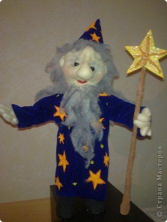 Это моя вторая кукла. фото 1