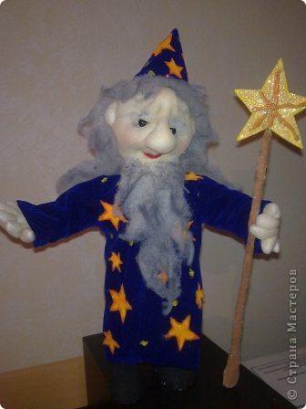 Это моя вторая кукла. фото 3