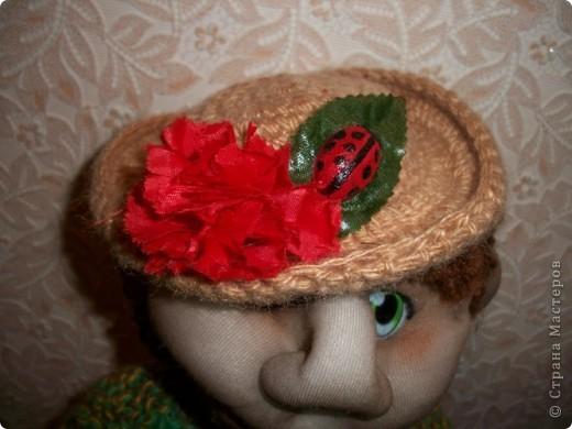 Вот такой Емеля сделан в подарок хорошей женщине. фото 3