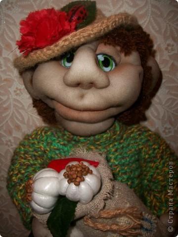 Вот такой Емеля сделан в подарок хорошей женщине. фото 1