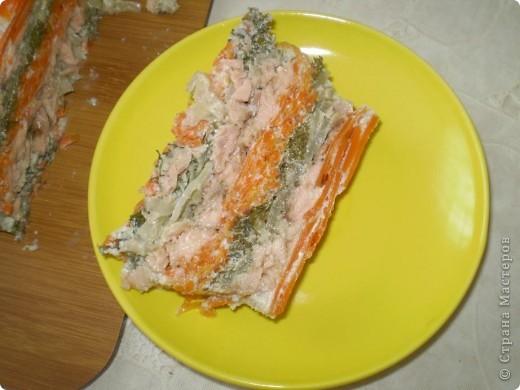 Спасибо за прекрасный рецепт Dorogaya. Домашние были сегодня в восторге. фото 3