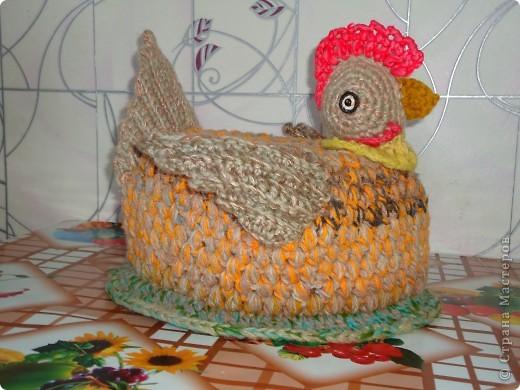 """Грелка """"Курица-наседка"""" фото 1"""