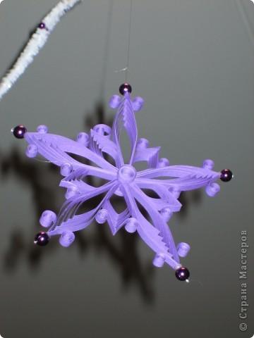 Елочки-снежинки фото 10
