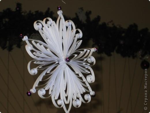 Елочки-снежинки фото 11