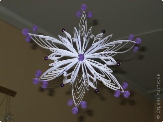 Елочки-снежинки фото 14