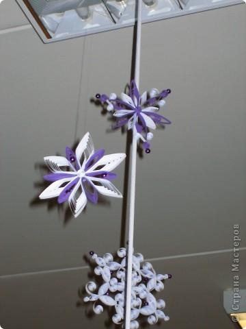 Елочки-снежинки фото 15
