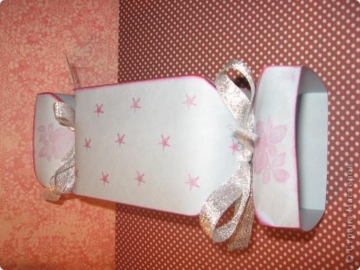 Представляю вам упаковку-конфетку для подарка ребёнку. фото 4