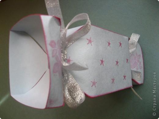 Представляю вам упаковку-конфетку для подарка ребёнку. фото 3