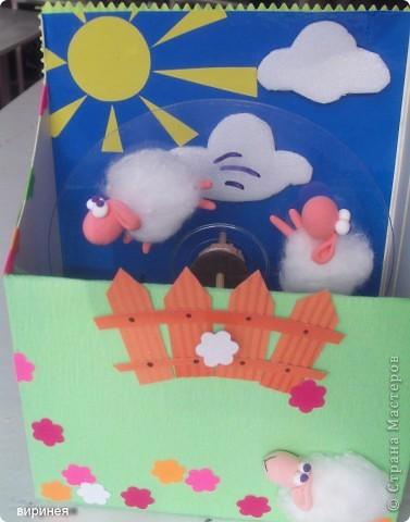 """Головки и лапки овечек из детской самозастывающей пластики. """"Руно"""" - вата. фото 1"""