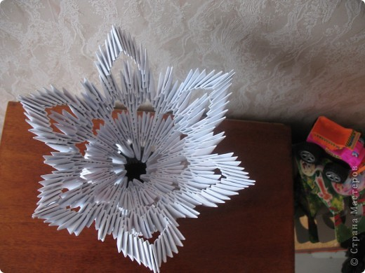 вот такая вазочка у меня образоавлась фото 3